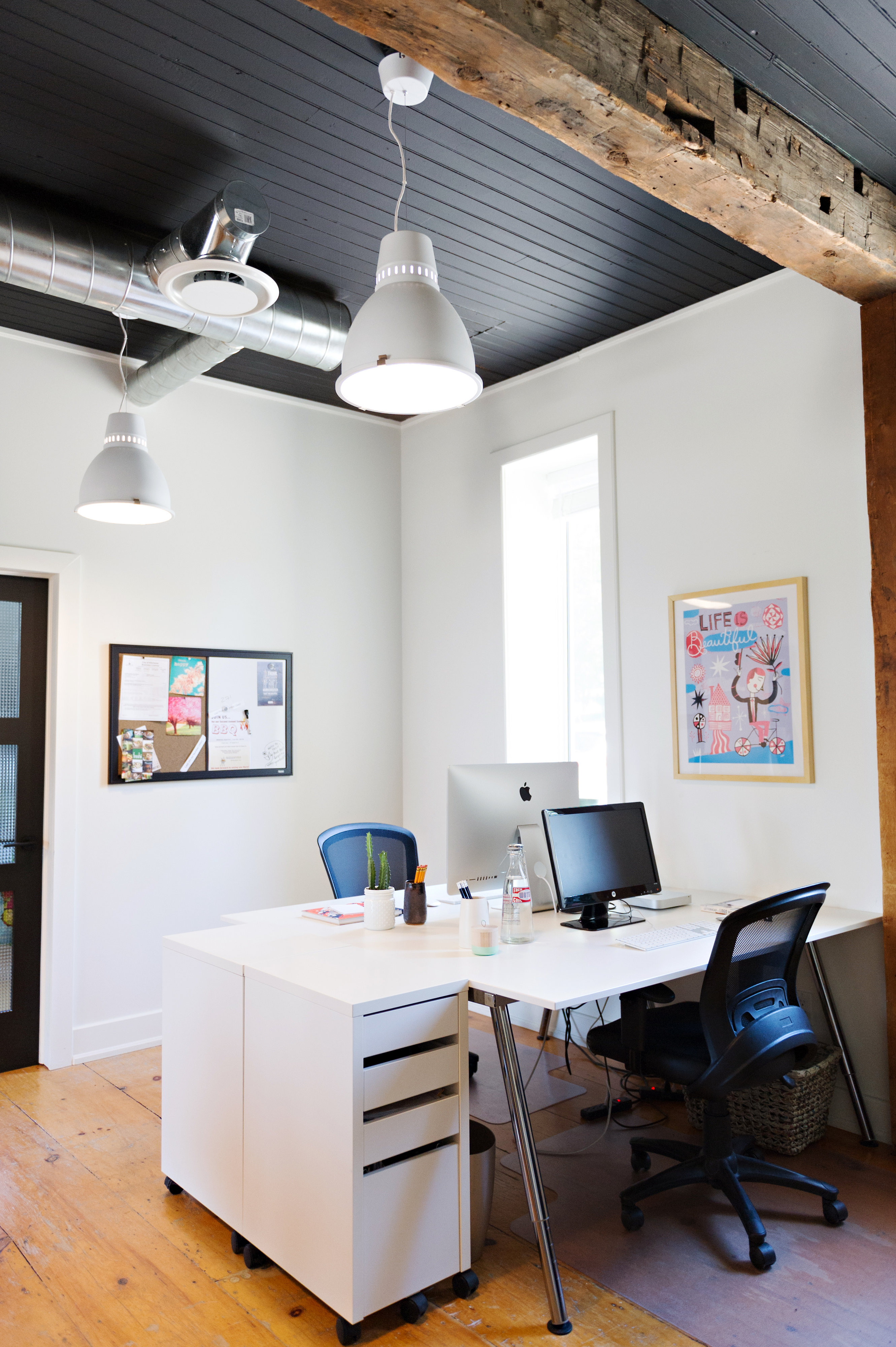 Rees Stager Coach House Offices - BUTTERCUP DESIGN